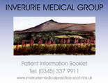 Inverurie Medical Practice Leaflet